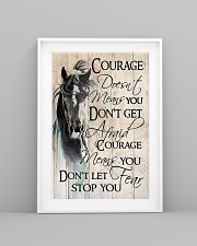 Don't Let Fear Stop You 11x17 Poster lifestyle-poster-5