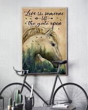 Live Like Someone 11x17 Poster lifestyle-poster-7