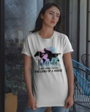 The Ears Of A Horse Classic T-Shirt apparel-classic-tshirt-lifestyle-08