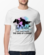 The Ears Of A Horse Classic T-Shirt lifestyle-mens-crewneck-front-13