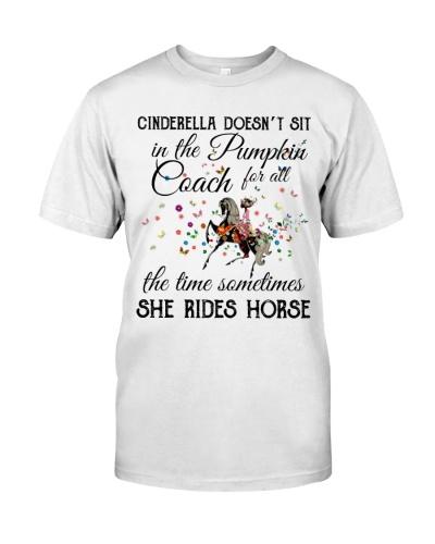 She Rides Horse