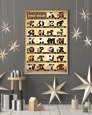 Horse Breeds 11x17 Poster lifestyle-holiday-poster-1