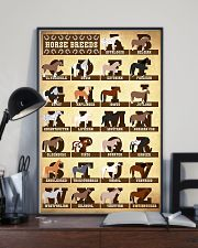 Horse Breeds 11x17 Poster lifestyle-poster-2