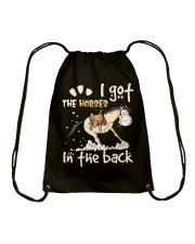I Got The Horses Drawstring Bag thumbnail