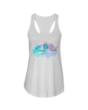 Hairapy Tank Top Ladies Flowy Tank front