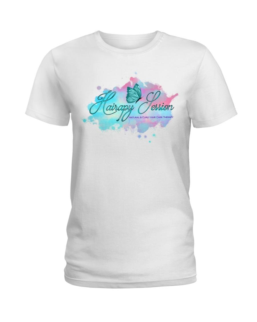 Hairapy Tank Top Ladies T-Shirt
