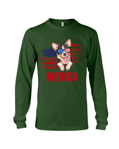 Merica-4TH of July Tshirt