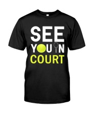 See you in Court Premium Fit Mens Tee thumbnail