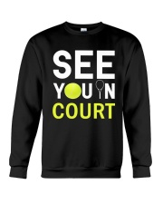 See you in Court Crewneck Sweatshirt thumbnail