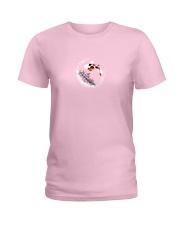 Sushi japon femme Ladies T-Shirt front