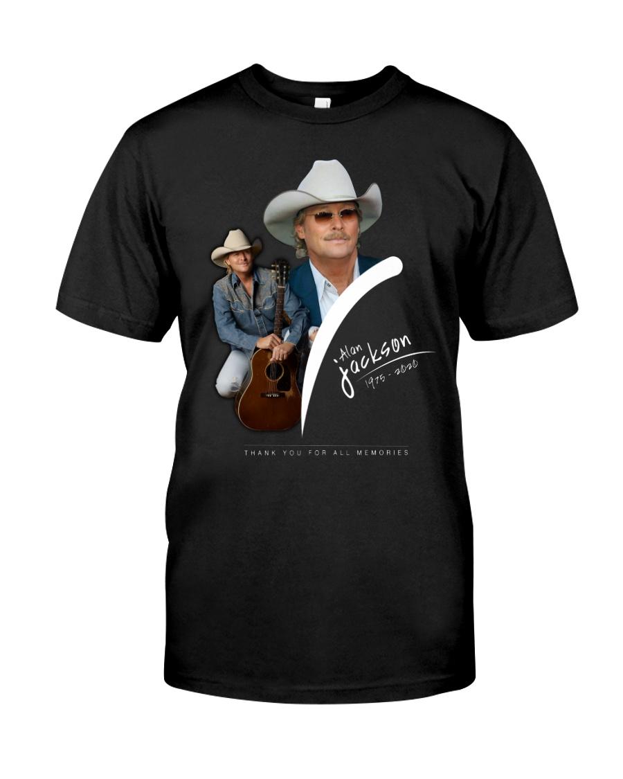 ALAN JACKSON Classic T-Shirt