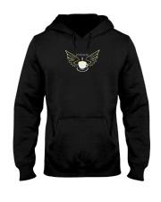 My coffee cup got wings Hooded Sweatshirt thumbnail
