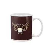 My coffee cup got wings Mug thumbnail