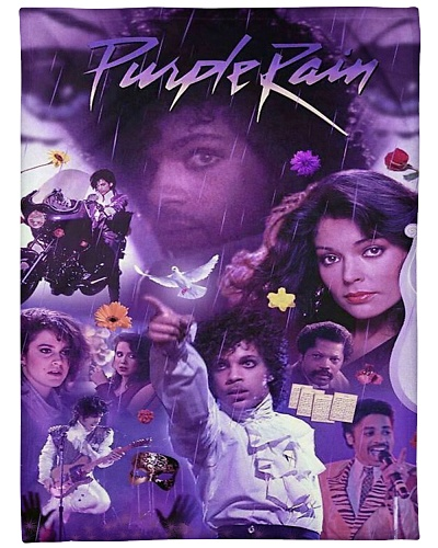 Beautiful Purple Rain