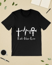 Faith hope love Classic T-Shirt lifestyle-mens-crewneck-front-19