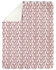 "I Love  4ever Large Sherpa Fleece Blanket - 60"" x 80"" thumbnail"