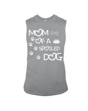 Mom Of A Spoiled Dog Sleeveless Tee thumbnail