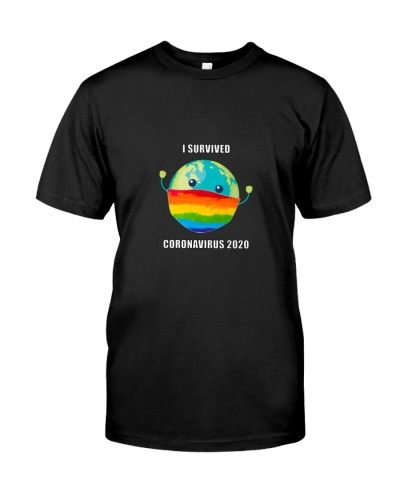 I Survived Coronavirus 2020 LGBT