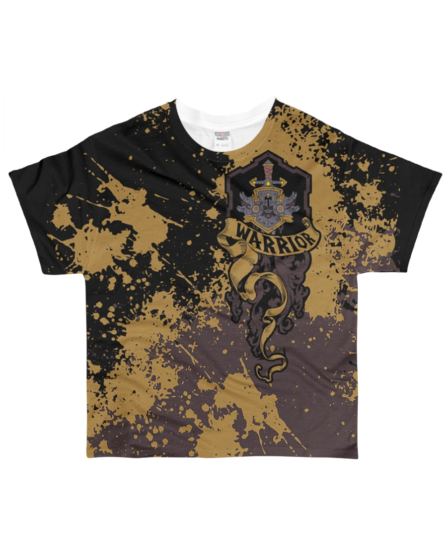 WARRIOR - SUBLIMATION All-over T-Shirt