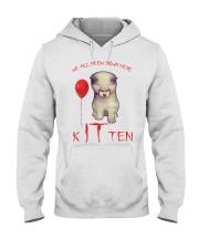 Kitten Hooded Sweatshirt thumbnail