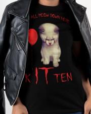 Kitten Ladies T-Shirt apparel-ladies-t-shirt-lifestyle-front-30
