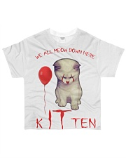 Kitten All-over T-Shirt thumbnail