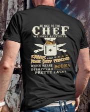 Chef - CHEF Classic T-Shirt lifestyle-mens-crewneck-back-2