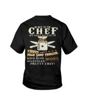 Chef - CHEF Youth T-Shirt thumbnail