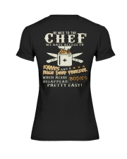 Chef - CHEF Premium Fit Ladies Tee thumbnail