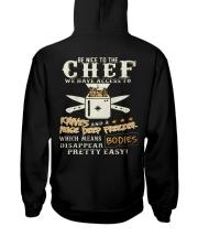 Chef - CHEF Hooded Sweatshirt thumbnail