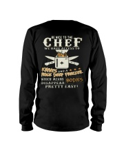 Chef - CHEF Long Sleeve Tee thumbnail