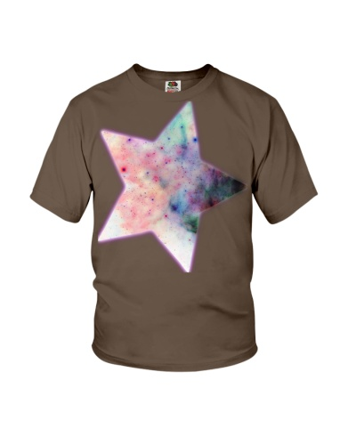 White Galaxy Star