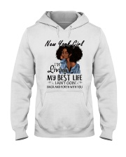 New York Girl Hooded Sweatshirt thumbnail