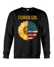 Florida Girl Crewneck Sweatshirt thumbnail