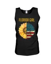 Florida Girl Unisex Tank thumbnail