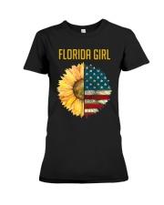 Florida Girl Premium Fit Ladies Tee thumbnail