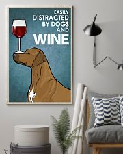 -Rhodesian And Wine 16x24 Poster lifestyle-poster-1