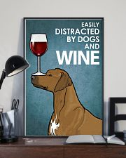 -Rhodesian And Wine 16x24 Poster lifestyle-poster-2