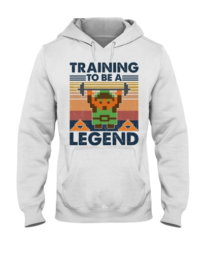Fitness Training To Be A Legend