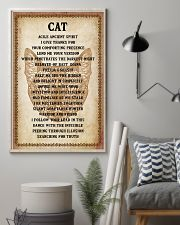 Cat Poster 24x36 Poster lifestyle-poster-1