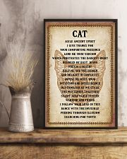 Cat Poster 24x36 Poster lifestyle-poster-3