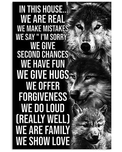 Wolf We Show Love