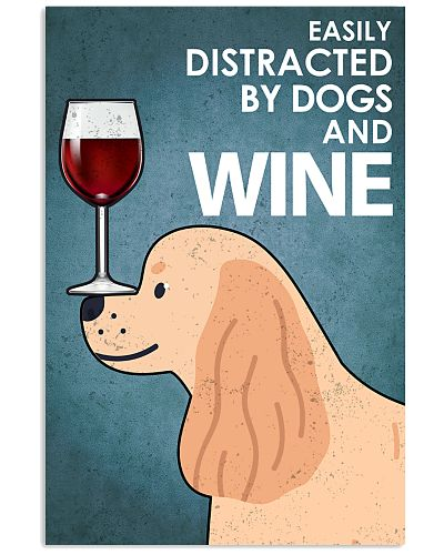 Dog American Cook And Wine