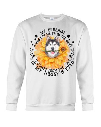 Dog Husky My Sunshine