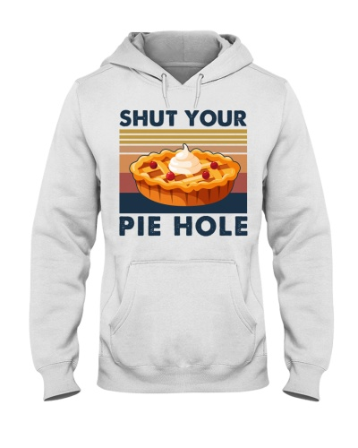 Baking Shut Your Pie Hole