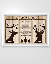 Animal I Choose You 36x24 Poster poster-landscape-36x24-lifestyle-02