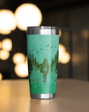 Camping Find My Soul 20oz Tumbler aos-20oz-tumbler-lifestyle-front-04