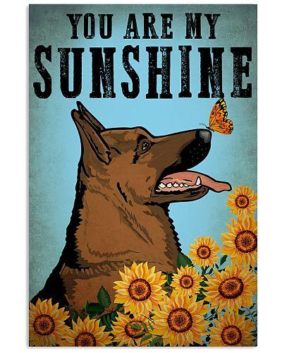 Dog K9 You Are My Sunshine