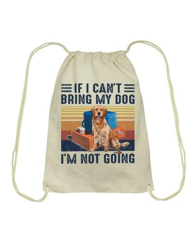 Dog I'm Not Going