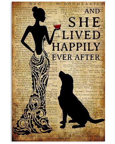 Dog Happily Ever After